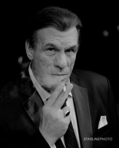 Robert Davi at the Ohio Club