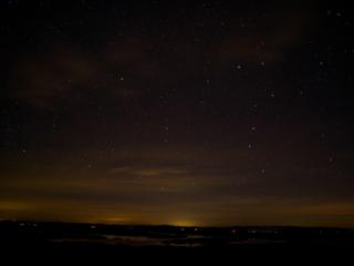 Stars Over Lake Ouachita