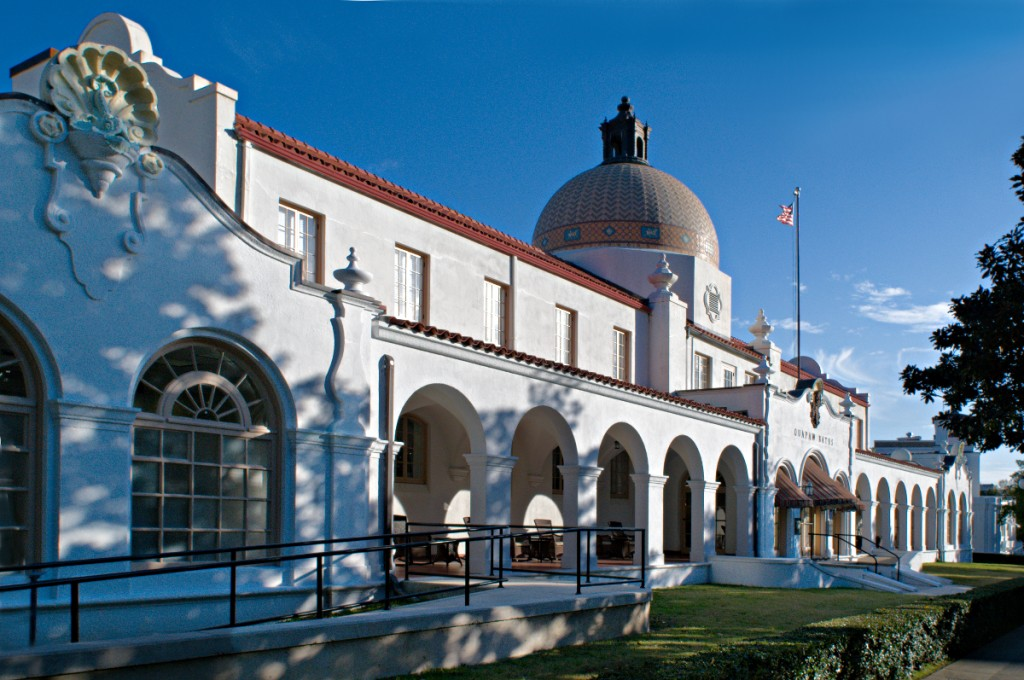 Quapaw Bath House